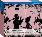 Rubinrot / Liebe geht durch alle Zeiten Bd.1 (4 Audio-CDs) (Mängelexemplar)