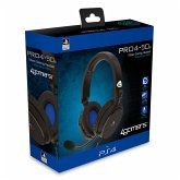 Stereo Gaming Headset Pro4-50S for PS4