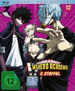 My Hero Academia - Staffel 3 (Gesamtausabe)