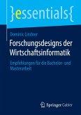 Forschungsdesigns der Wirtschaftsinformatik