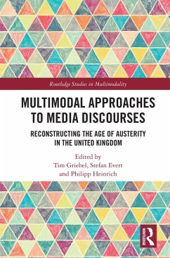 Multimodal Approaches to Media Discourses (eBook, PDF)
