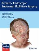 Pediatric Endoscopic Endonasal Skull Base Surgery (eBook, ePUB)