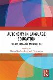 Autonomy in Language Education (eBook, ePUB)