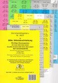 DürckheimRegister® BiBu-BILANZSTEUERRECHT Register für deine AO-AktG-BGB-EStG-EStR-KStG-UStG-GmbHG-HGB-UmwG mit Stichworten (2020)