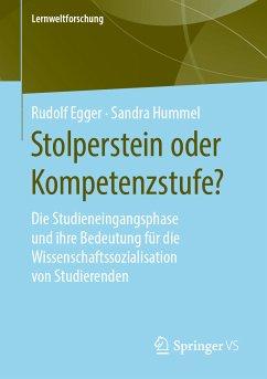 Stolperstein oder Kompetenzstufe? (eBook, PDF) - Egger, Rudolf; Hummel, Sandra