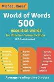 World of Words 500: (U.S. English version)