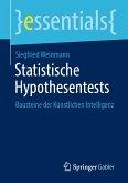 Statistische Hypothesentests (eBook, PDF)