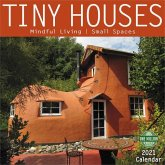 Tiny Houses 2021 Wall Calendar: Mindful Living, Small Spaces