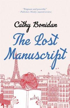 The Lost Manuscript (eBook, ePUB) - Bonidan, Cathy