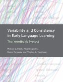 Variability and Consistency in Early Language Learning (eBook, ePUB)
