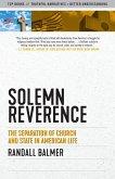 Solemn Reverence (eBook, ePUB)