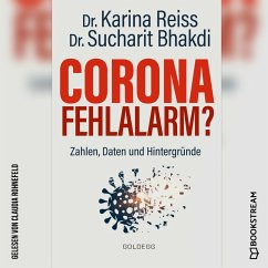 Corona Fehlalarm? (MP3-Download) - Reiss, Karina; Bhakdi, Sucharit