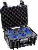 B&W GoPro Case Type 3000 B schwarz mit GoPro 8 Inlay