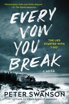 Every Vow You Break (eBook, ePUB) - Swanson, Peter