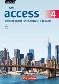 English G Access G9 Band 4: 8. Schuljahr - Workbook mit interaktiven Übungen auf scook.de