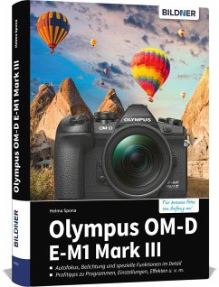 Olympus OM-D E-M1 Mark III - Spona, Helma