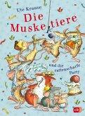 Eine rattenscharfe Party / Die Muskeltiere zum Selberlesen Bd.4 (eBook, ePUB)
