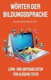 Wörter aus der Bildungssprache und was sie bedeuten (eBook, ePUB)