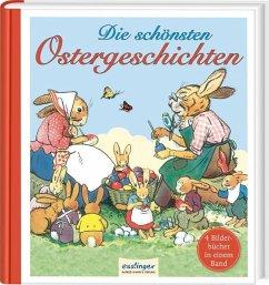 Die schönsten Ostergeschichten (Mängelexemplar) - Kranz, Herbert; Speisebecher, Marianne