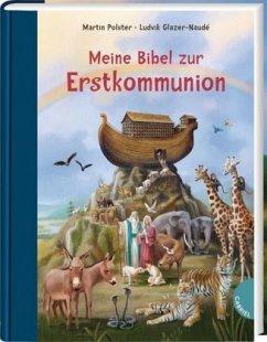 Meine Bibel zur Erstkommunion (Mängelexemplar) - Polster, Martin