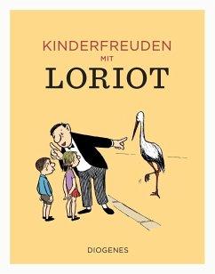 Kinderfreuden mit Loriot (Mängelexemplar) - Loriot