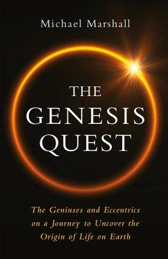 The Genesis Quest (eBook, ePUB) - Marshall, Michael
