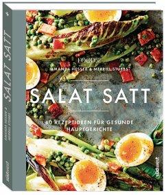Salat satt (Mängelexemplar) - Hesser, Amanda; Stubbs, Merrill