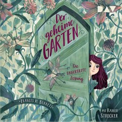 Der geheime Garten (MP3-Download) - Burnett, Frances H.