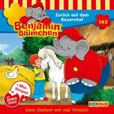 Benjamin Blümchen - Folge 145: Zurück auf dem Bauernhof (MP3-Download)