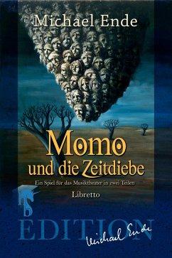 Momo und die Zeitdiebe (eBook, ePUB) - Ende, Michael