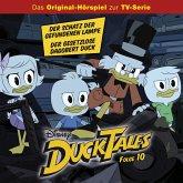 Disney/DuckTales - Folge 10: Der Schatz der gefundenen Lampe / Der Gesetzlose Dagobert Duck (Disney TV-Series) (MP3-Download)