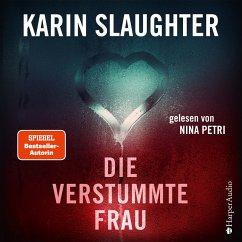 Die verstummte Frau / Georgia Bd.8 (MP3-Download) - Slaughter, Karin