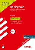 STARK Lösungen zu Original-Prüfungen und Training Realschule 2021 - Mathematik - Hessen