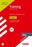 STARK Lösungen zu Training Abschlussprüfung Realschule 2021 - Englisch - Niedersachsen