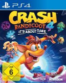 Crash Bandicoot 4 - It´s about time (PlayStation 4)