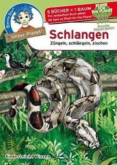 Benny Blu, Unser Planet - Schlangen - Hansch, Susanne