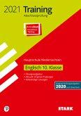 STARK Training Abschlussprüfung Hauptschule 2021 - Englisch - Niedersachsen