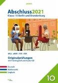 Abschluss 2021 - Klasse 10 Berlin und Brandenburg