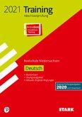 STARK Training Abschlussprüfung Realschule 2021 - Deutsch - Niedersachsen
