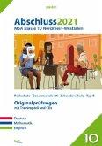 Abschluss 2021 - Mittlerer Schulabschluss Nordrhein-Westfalen