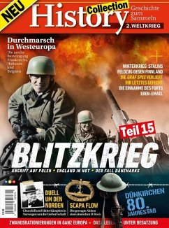 History Collection Teil 15: BLITZKRIEG - Buss, Oliver