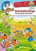 Benny Blu, Unser Planet - Schmetterlinge