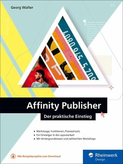 Affinity Publisher (eBook, PDF) - Walter, Georg