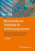 Messtechnik und Prüfstände für Verbrennungsmotoren (eBook, PDF)