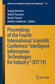 Proceedings of the Fourth International Scientific Conference