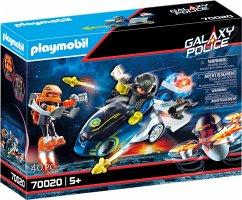 PLAYMOBIL® 70020 Galaxy Police-Bike