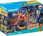 PLAYMOBIL® 70366 SCOOBY-DOO! Abenteuer im Hexenkessel