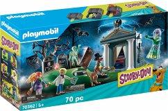 PLAYMOBIL® 70362 SCOOBY-DOO! Abenteuer auf dem Friedhof