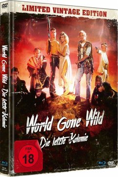 World Gone Wild-Limited Vintage Mediabook Mediabook