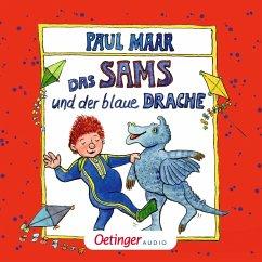 Das Sams und der blaue Drache (MP3-Download) - Maar, Paul